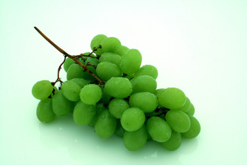 brunch of grapes