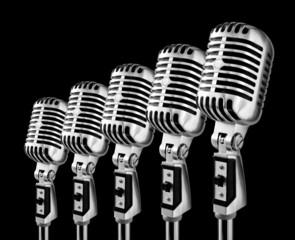 lotta mics