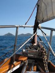 segeln auf den whitsundays