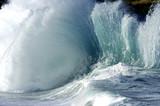 wave back wash poster