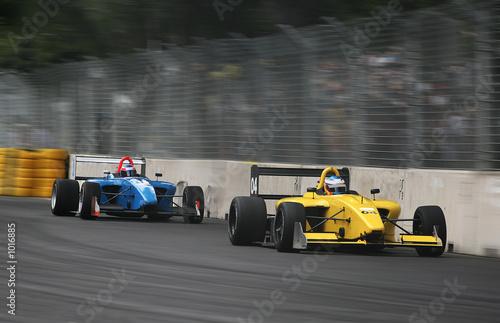Fotobehang Motorsport grand prix