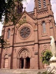 cathédrale de l'aveyron