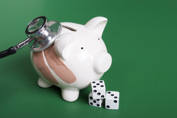 gambling health of your finances