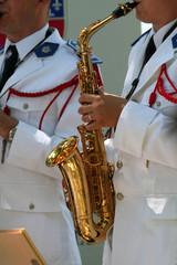 orchestra saxophone