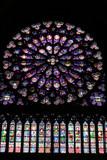 round church window poster