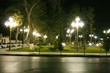 the park at night - 1030448