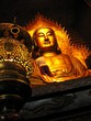 nettoyage du bouddha
