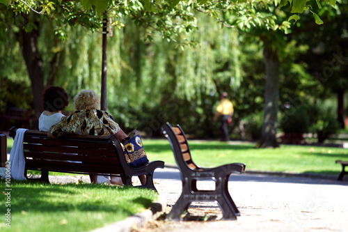 Jardin public de philippe minisini photo libre de droits for Jardin public 78