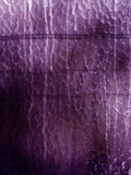 glass texture: violet poster
