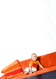 baby in the corner poster