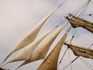 sail closeup