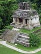 mexiko yucatan maya palenque