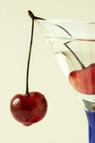 cocktail(focus on the cherry) poster