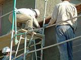 mason,plastering, stucco poster