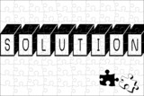 solution poster