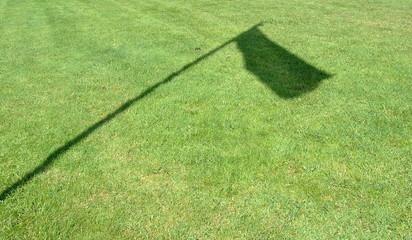 sombra de bandera