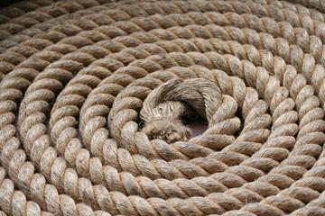 cordage de bateau