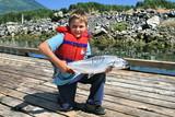 Fototapety sport fishing