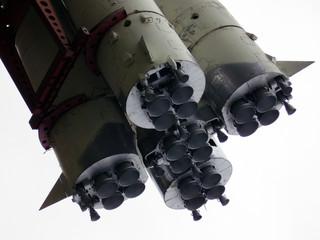 cluster rocket engines
