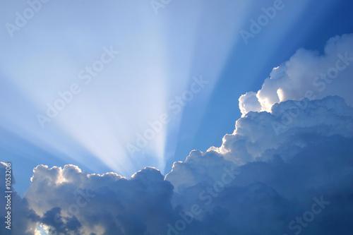 sun rays - 1053208