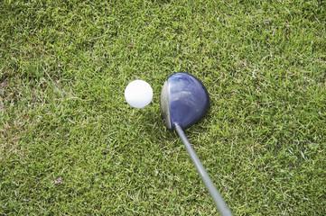 abschlag beim golf 03