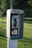 pay telephone poster