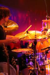 schlagzeuger/drummer