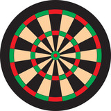 the darts poster