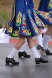 Fototapety irish dancing girls