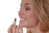 lovely lipstick poster