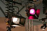 studio spotlights poster
