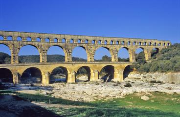 pont du gard aqueduct