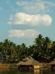 paysage, laos