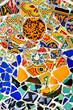 Quadro random mosaic pattern