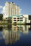 lakeside condominium poster