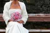 waiting bride poster