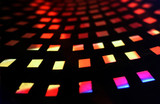 discoball light poster