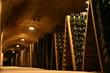 Leinwandbild Motiv champagnerkeller