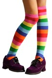 Fototapety bashful legs