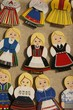 figurines of folk dancers