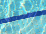 swimming pool tiles poster