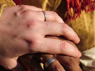 newly weds - wedding bands
