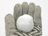 making a snowball