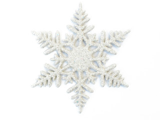 winter snowflake