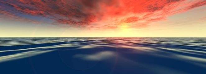 tropischer ozean