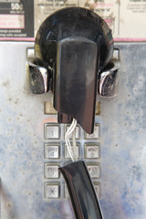 broken pay phone