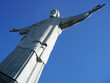 christ the redeemer in rio de janeiro rightside