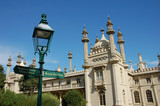 royal pavilion brighton poster