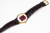 chinese character wristwatch poster