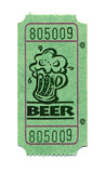 beer ticket
